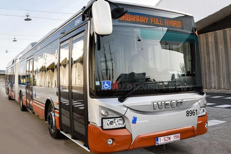Brüssel ordert 141 Iveco