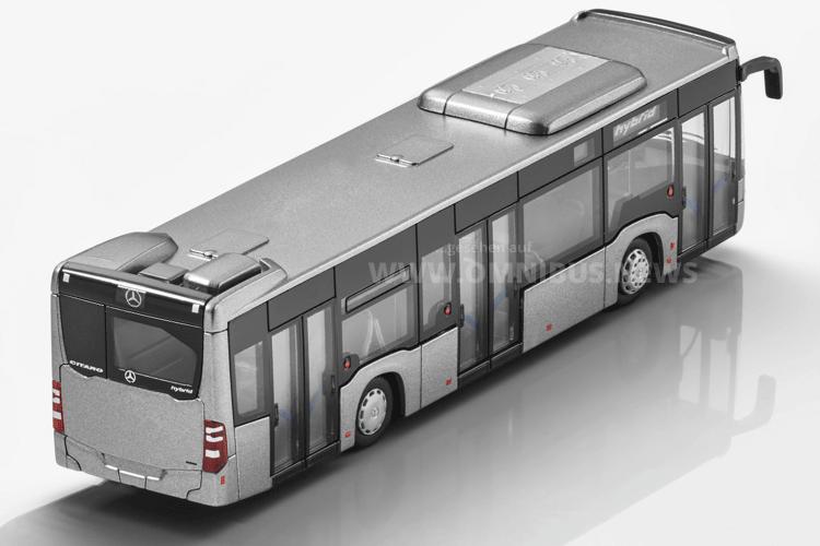 Citaro hybrid in 1/87