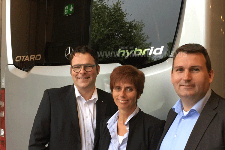 Hybrid-Ära bei SWN