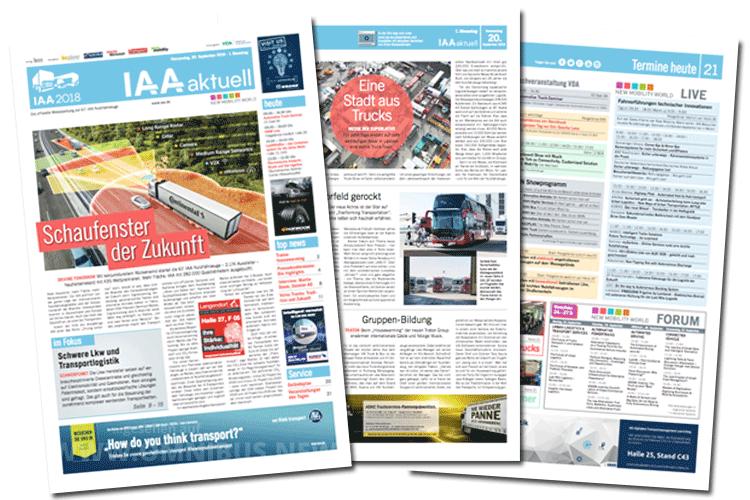 IAA-Messezeitung