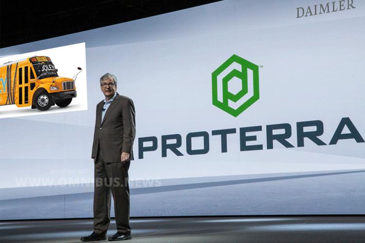 Daimler & Proterra