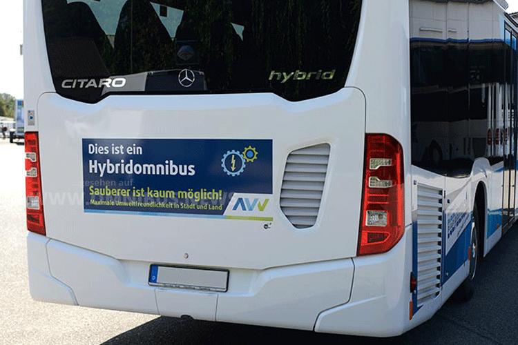 28 Hybride für AVV