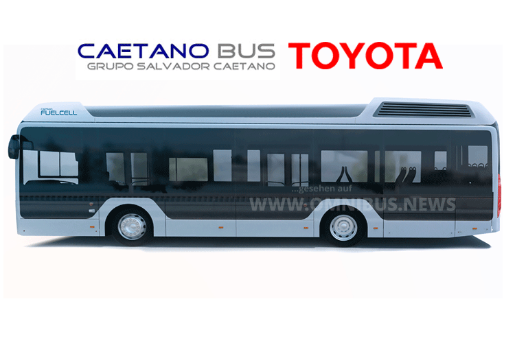 Caetano FuelCell-Bus