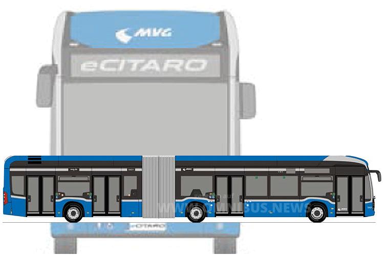E-Citaro G für MVG