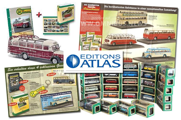 Editions Atlas hört auf