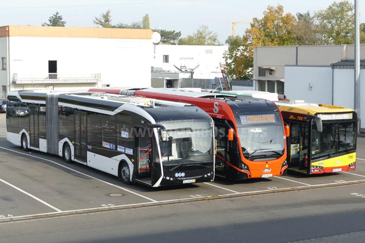 E-Bus-Test 2018