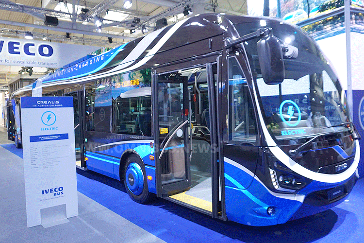 Iveco & Busworld