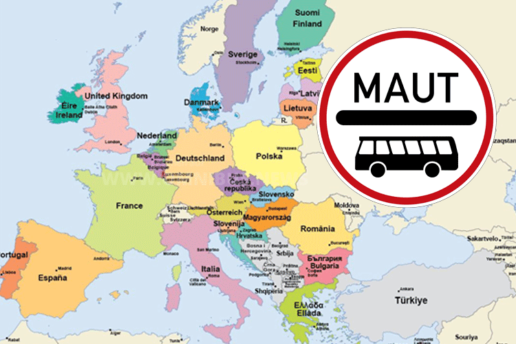 EU will Bus-Maut
