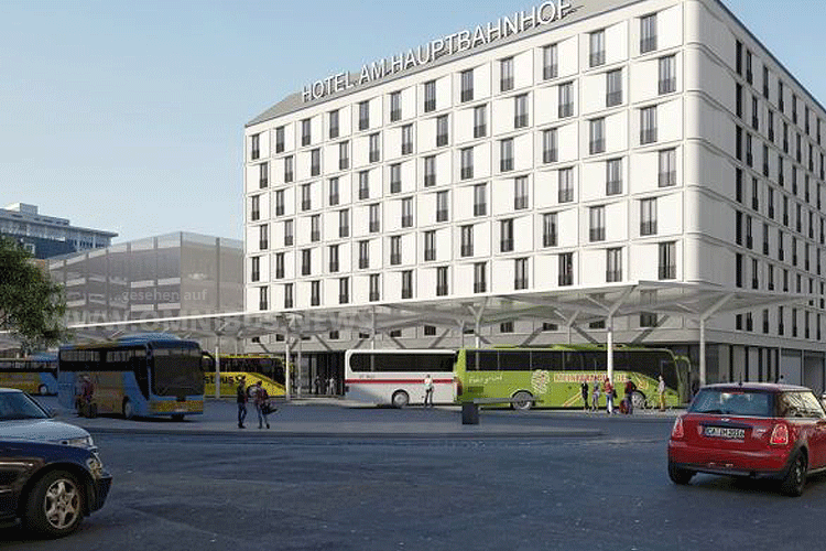 Frankfurt eröffnet ZOB