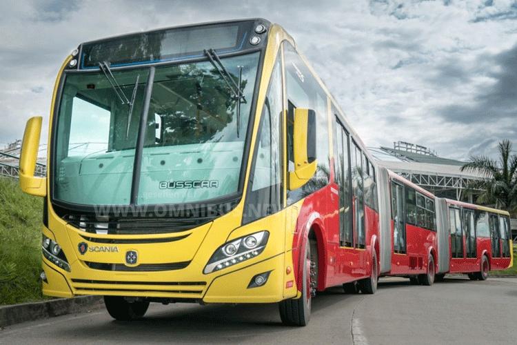 481 neue BRT-Busse