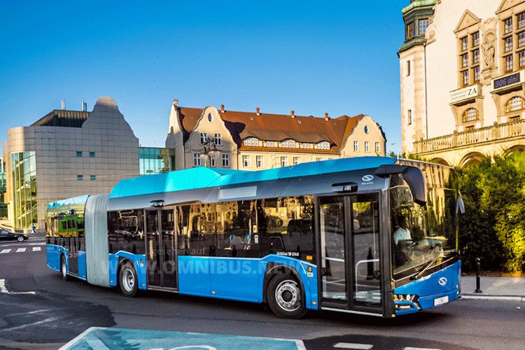 CNG-Urbino für Paris