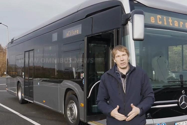 eCitaro schon auf Bus TV