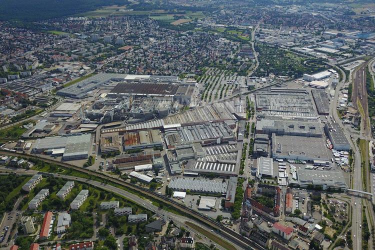 Standort Mannheim