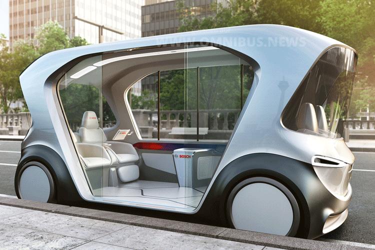 Bosch autonom