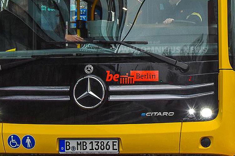 eCitaro für Berlin