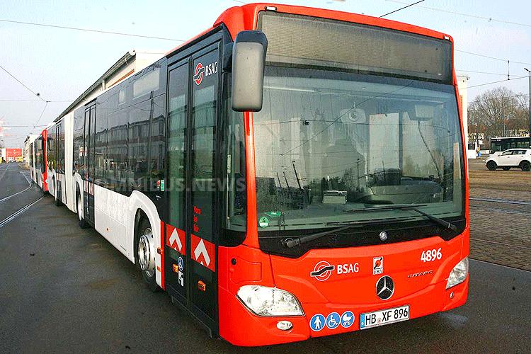 43 Hybride für BSAG