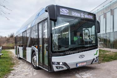 123 E-Busse für Rumänien
