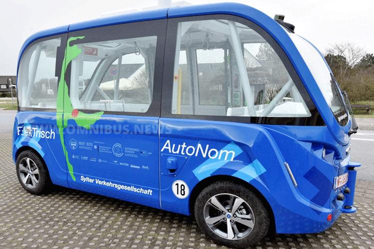 Autonom auf Sylt
