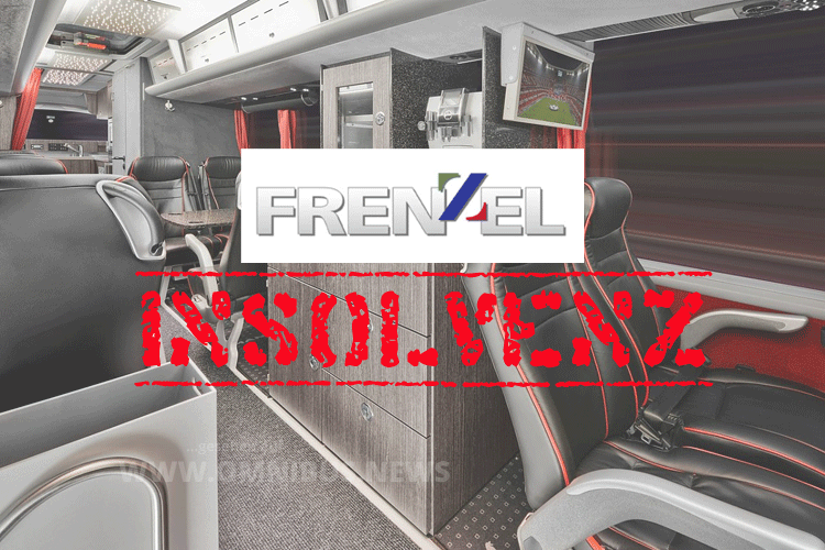 Frenzel ist insolvent