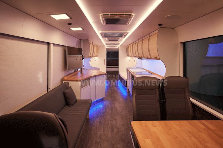 Tourliner-Reisemobil
