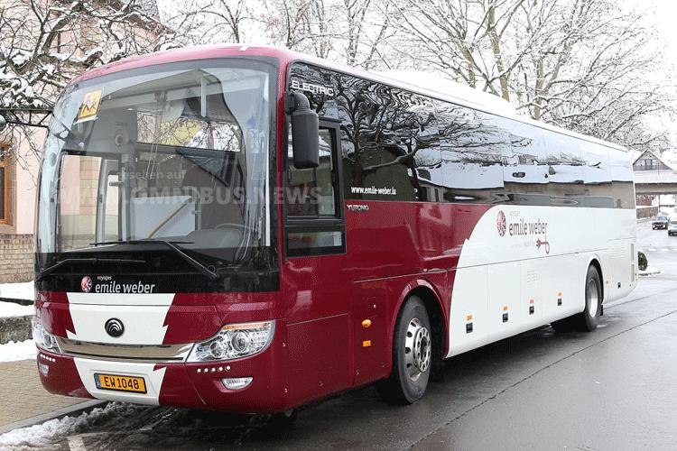 1. Elektro-Schulbus