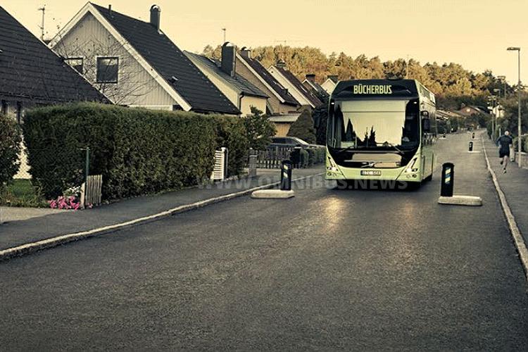 E-Bus-Blibliothek