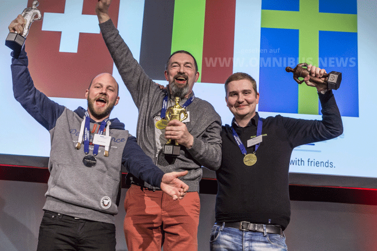 BusTech Challenge 2019