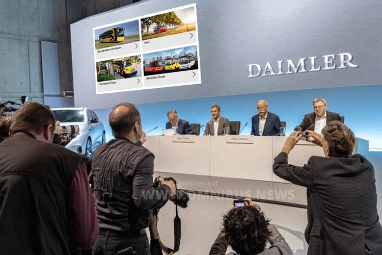 Daimler Buses +8%