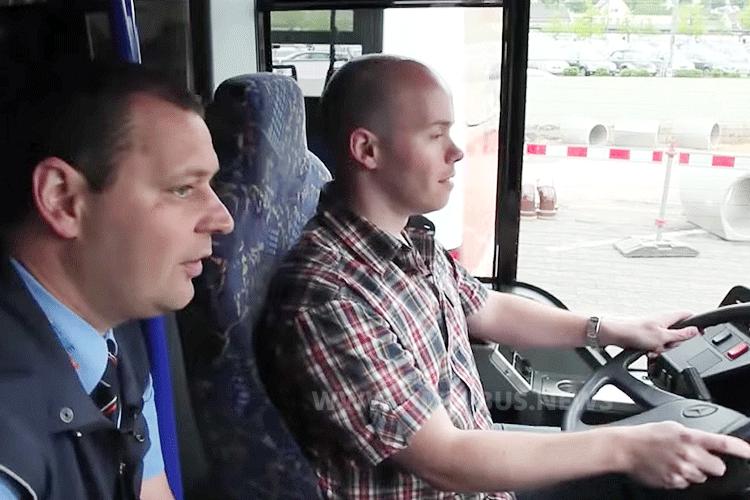 Busfahren für Fans