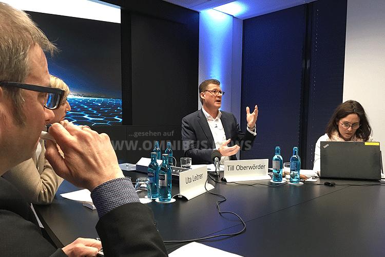Daimler Bus steigert Umsatz
