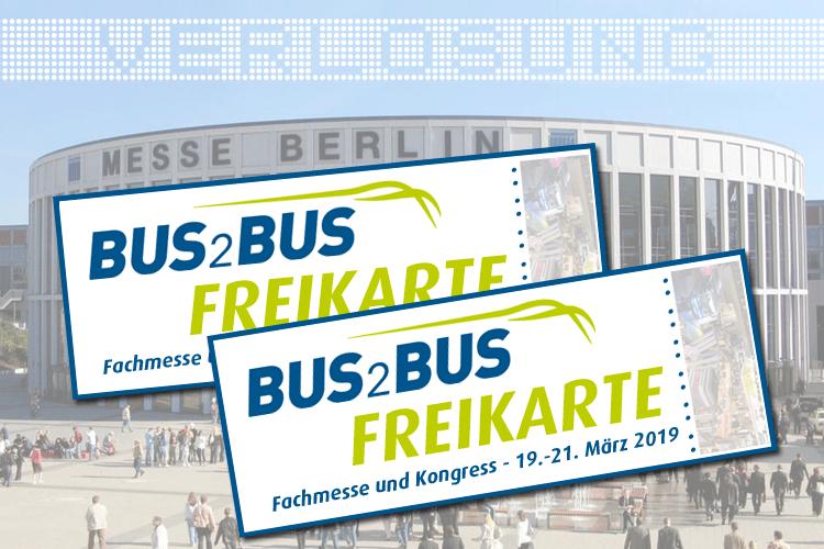 Bus2Bus-Freikarten