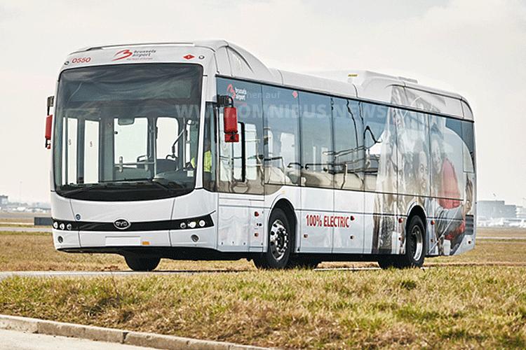 30 E-Busse für BAC