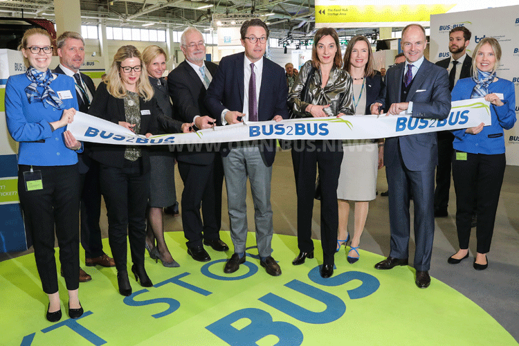 Bus2Bus eröffnet