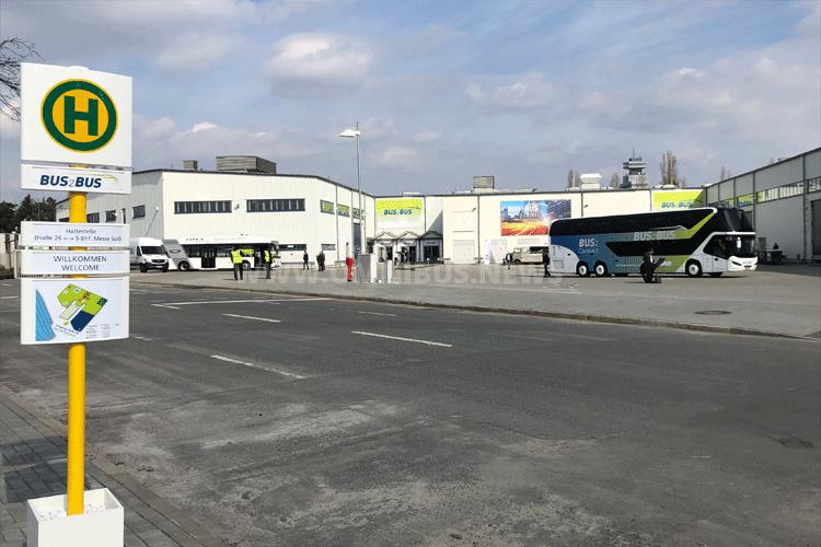 Bus2Bus-Shuttlebusse