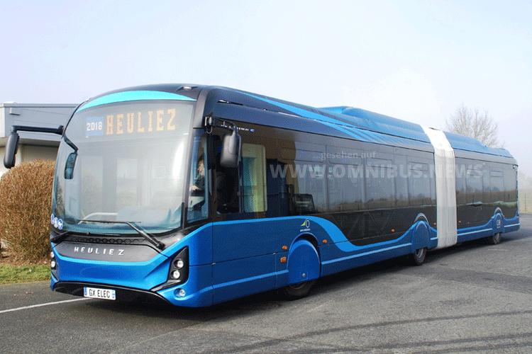49 GX437 ELEC für Qbuzz