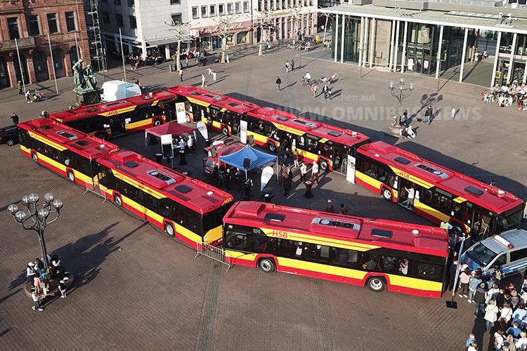 Krimis & neue Busse