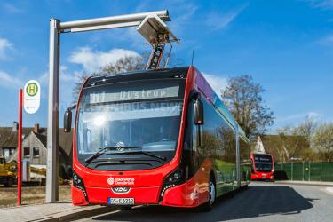 E-Busse fahren 1 Mio. km