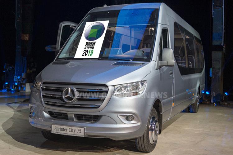 Minibus des Jahres 2019