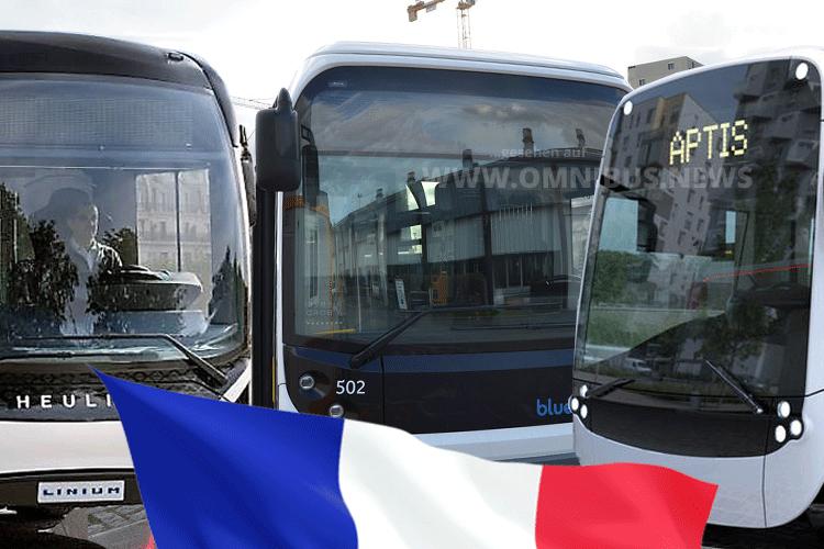 RATP kauft 800 E-Busse