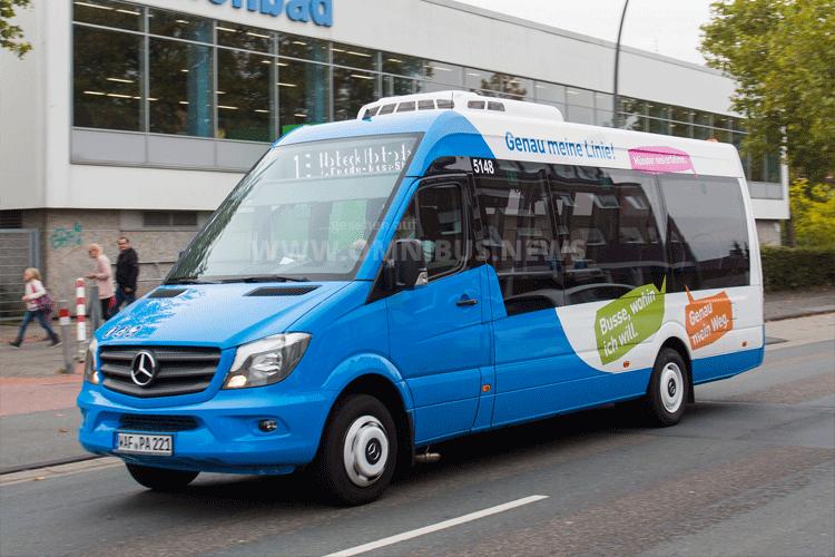 Bus auf Abruf