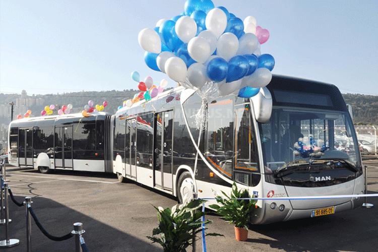 BRT in Haifa