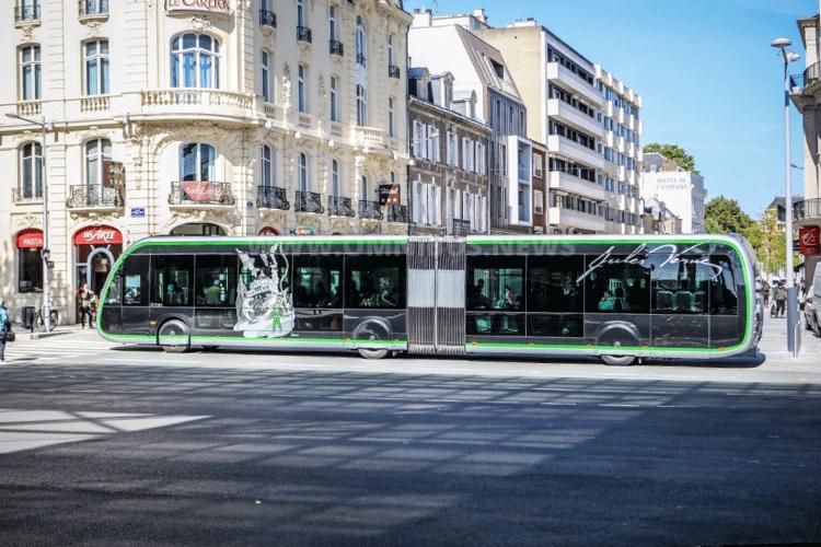 ieTram für Amiens
