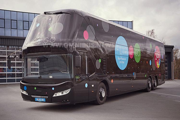 FLIP2Go-Bildungsbus