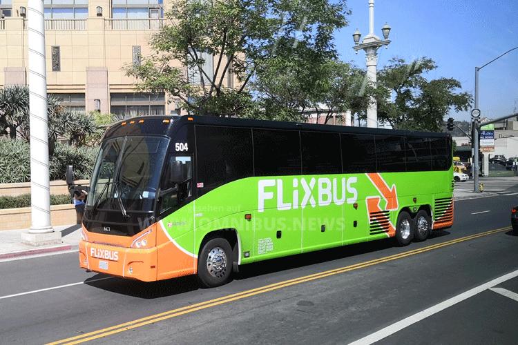 FlixBus in Brasilien
