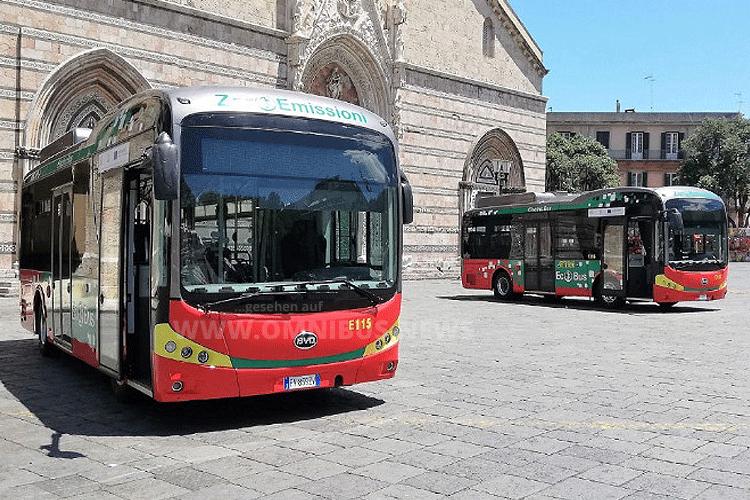 BYD für Sizilien