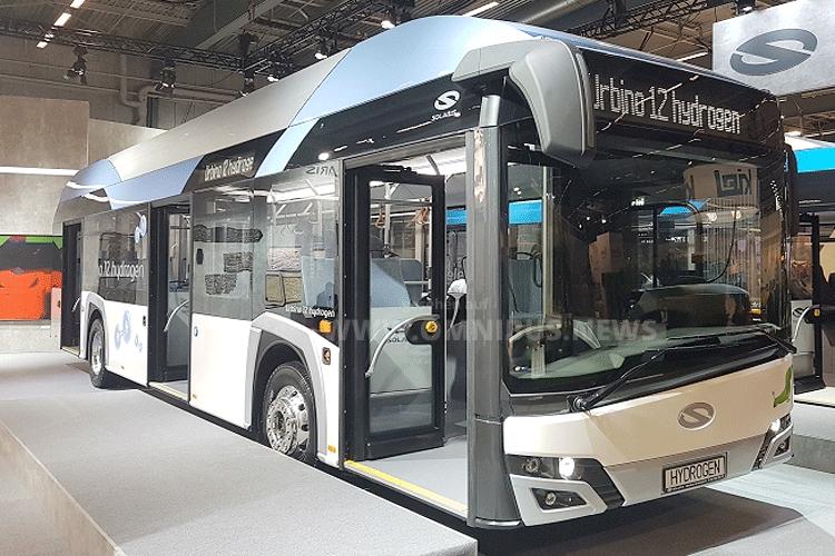 H2-Busse für Arriva NL