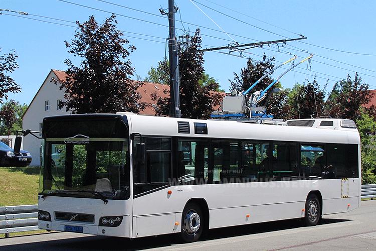 Aus Diesel wird Trolley