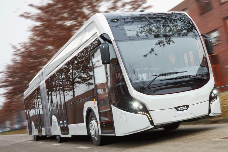 Shuttle-E-Busse