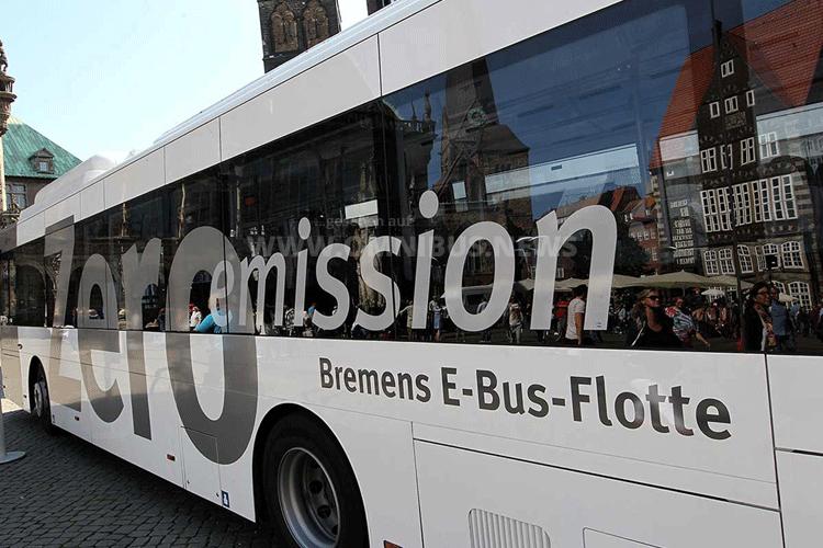 20 E-Busse für BSAG