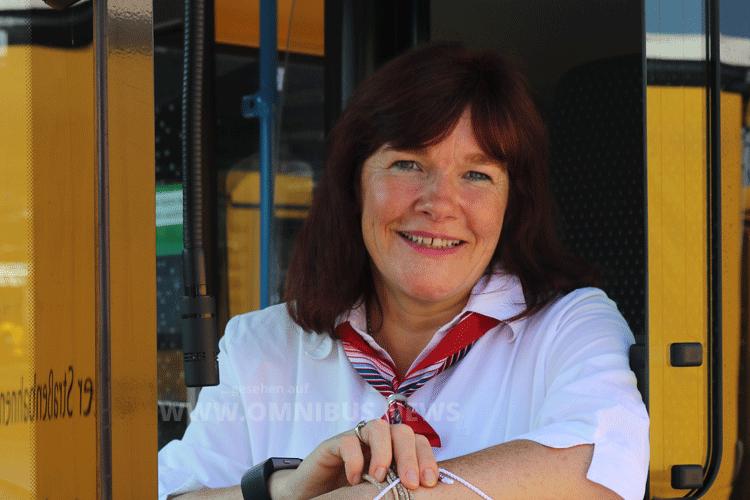 VVS-Busfahrerin des Jahres